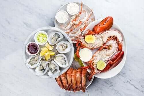 الكوليسترول في المأكولات البحرية – هل يؤثر على نسبة الشحوم في الجسم؟