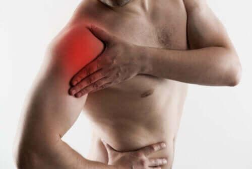 أعراض التهاب الأوتار في الكتف
