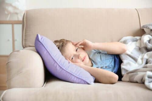 الصداع النصفي لدى الأطفال - اكتشف معنا الأعراض والعلاجات