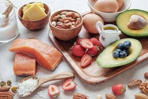 قوائم أطعمة مناسبة للنظام الغذائي الكيتوني