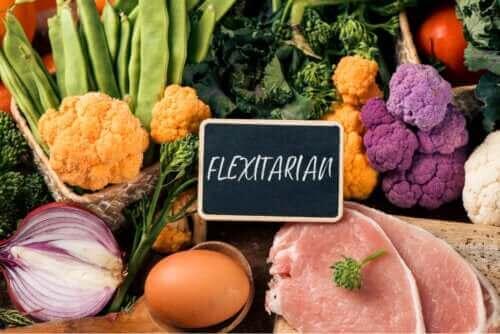 النظام الغذائي شبه النباتي - اكتشف معنا فوائده المتعددة