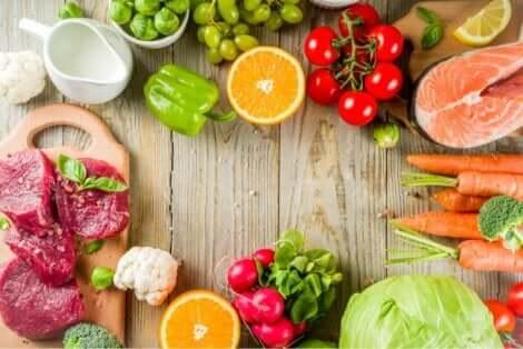 ما هو النظام الغذائي شبه النباتي؟