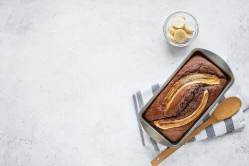 ثلاث وصفات لذيذة لتحضير خبز الموز