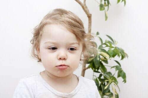 ثعلبة الأطفال : الأسباب و الأنواع