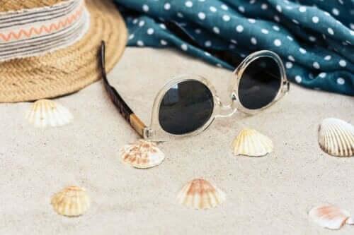 مفاتيح حماية العينين خلال فصل الصيف