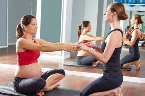 أفضل التمارين للنساء خلال فترة الحمل