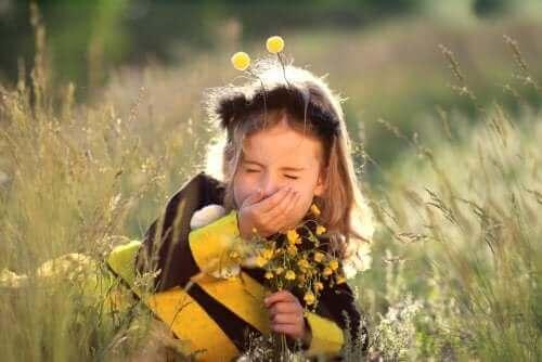 أنواع الحساسية الأكثر شيوعًا بين الأطفال