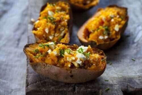البطاطا الحلوة – اكتشف معنا خصائصها وفوائدها