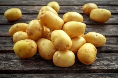 هل البطاطس مفيدة للنظام الغذائي؟