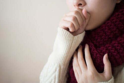ما مدى عدوى التهاب الشعب الهوائية بالضبط؟