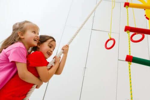 تمارين كروس فت للأطفال: اكتشف معنا فوائدها البدنية والنفسية