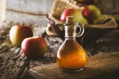 خصائص خل التفاح
