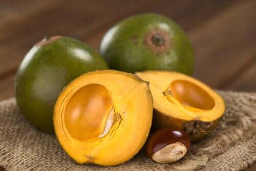 خصائص فاكهة اللوكوما