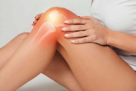 مسببات التواء الركبة