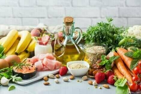 حمية البحر الأبيض المتوسط من الأنظمة الغذائية الصحية