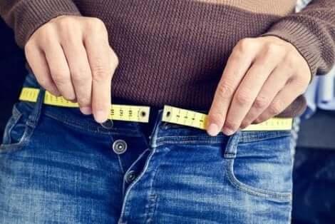 الوزن و صحة البشرة