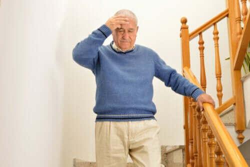 6 تمارين يُنصح بها لمكافحة حالة الدوار