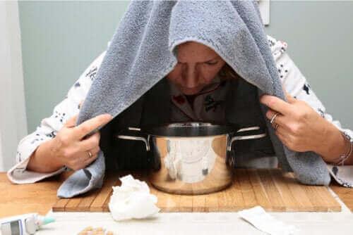 زيت الأوريجانو الأساسي - فوائده وكيفية استعماله لتخفيف نزلات البرد