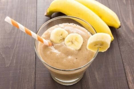 سموذي الموز
