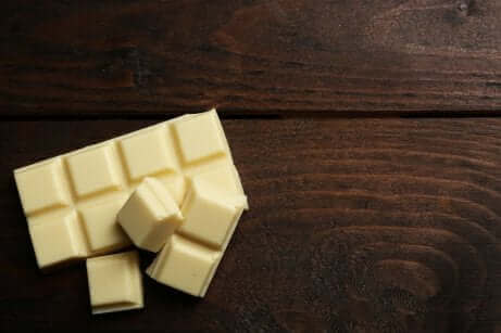الشوكولاتة البيضاء ليست صحية