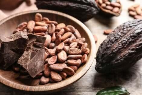 الشوكولاتة الصحية