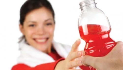 فوائدها في الحمية ومشروبات الطاقة