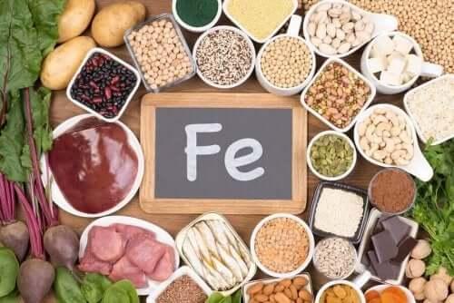 أنيميا نقص الحديد - ما الأطعمة التي يحتاج المصابون إلى تناولها؟