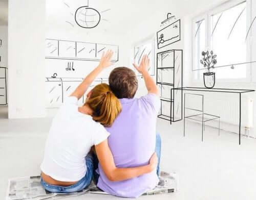 إعادة تصميم المنزل لعلاقة زوجية أسعد