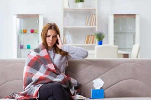 6 عادات يمكن أن تساعدك على التعافي من الإنفلونزا