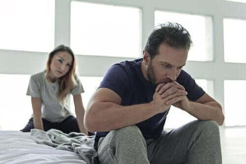 المشاكل الجنسية في العلاقات