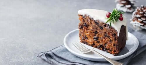 بودنغ الكاكاو والتوت البري: حلوى صحية