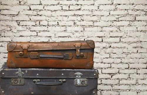 حقائب قديمة