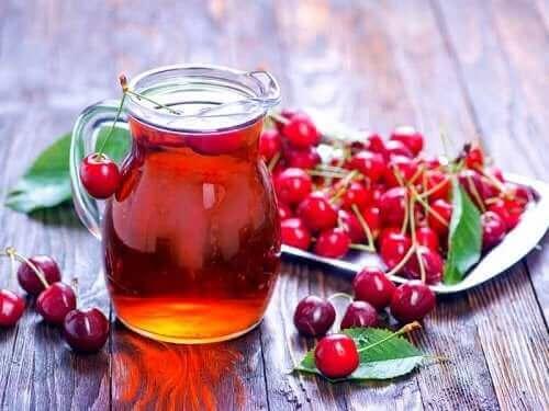 عصير الكرز مفيد لتجنب التشنجات العضلية