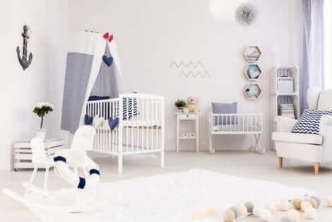 غرفة حديث الولادة