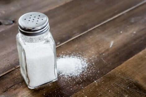 الحميات قليلة الصوديوم