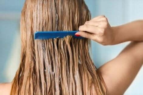 صحة ونعومة الشعر