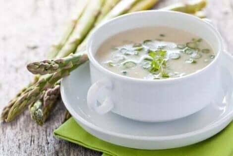 حساء الهليون