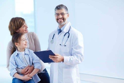 طبيب الأطفال مشاكل التنفس