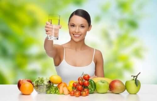 جفاف الجسم - النظام الغذائي المناسب لعلاج مشكلة الجفاف