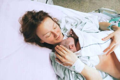 حمى النفاس: عدوى محتملة ما بعد الولادة