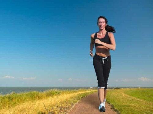 كيفية التغلب على إدمان الجري